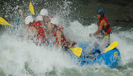Manuel Antonio Savegre Rafting