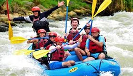 Savegre Rafting Manuel Antonio